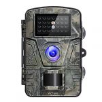 Victure Trail Game Camera with Night Vision Motion Activated 1080P 12M Hunting Camera with Upgraded Waterproof IP66 0.5s Trigger Time for Outdoor Surveillance and Home Security
