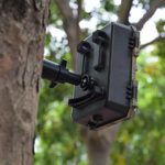 WingHome Wildlife Trail Camera Accessories Kit, Mounting Straps and Tree Mount for Trail Cameras