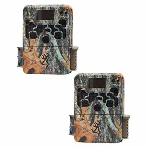 Browning Trail Cameras BTC 5FHD5 Strike Force Gen 5 22-Megapixel Game Cam w/Video (2 Pack)