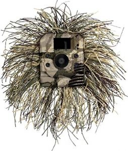 Hawk Hunting Trail Game Camera Shag Concealment Cover #3507