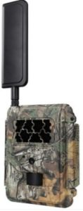 Spartan Verizon GoCam 720P 4G Wireless Trail Camera Blackout IR + Lock Box & Cable
