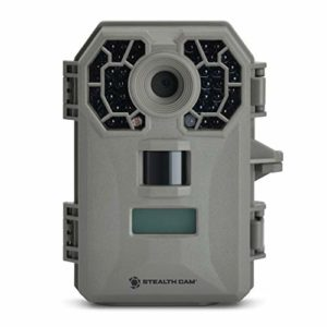 Stealth Cam G42 No-Glo Trail Game Camera STC-G42NG (Gray)