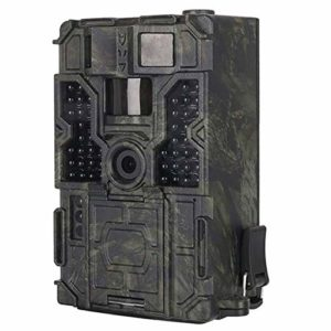 Trail Game Camera ,Waterproof IP65 16MP HD Wildlife Hunting Camera with No Glow Infrared Night Version, PIR Sensor, 0.2S Trigger Speed, for Wildlife Monitoring, Hunter Recorder