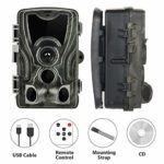 YOMENG Hunting Trail Camera with Night Vision InfraredWild Cameras Fit for Outdoor Wildlife Garden Animal Scouting and Home Security Surveillance