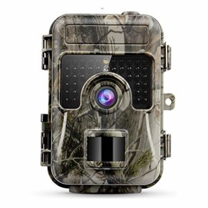 "2019 Advanced Trail Camera by Trail Shot 16MP 1080p (high Definition) Hunting Camera for Deer, IP66 Waterproof Game Camera Night Vision Motion Sensor Camera (Wide Angle View) 2.4"" LCD Color Display"