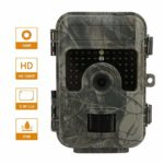 Alomejor High Definition Hunting Camera Multifunction Hunting Trail Camera Wildlife Real Time High Definition
