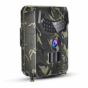 OERTUFU Mini Wildlife Camera with Infrared Motion Activated Night Vision Spray IP56 Waterproof Design Waterproof Game Camera for Wildlife Monitoring, Home Security
