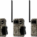 SPYPOINT Link Micro LTE V Verizon 4G Cellular Hunting Trail Game Cameras with Free 2 Year Warranty (3 Count)