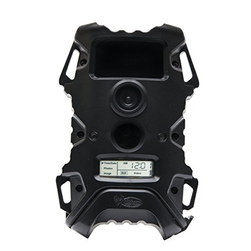 Wildgame Innovations Terra 8 Invisible Flash Trail Camera, Black