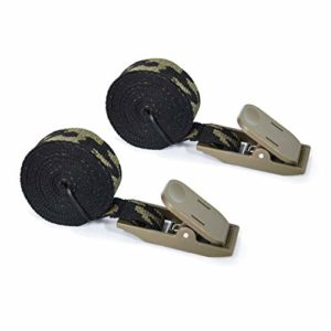 WingHome Wildlife Trail Camera Mounting Straps, Nylon Fiber Straps, 2pcs