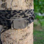 WingHome Wildlife Trail Camera Mounting Straps, Nylon Fiber Straps, 2pcs