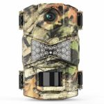 WOSODA Trail Game Camera, 16MP 1080P Waterproof Hunting Scouting Cam for Wildlife Monitoring with Night Vision LY123 (1 Pack)