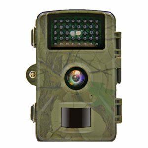 Cabilock Trail Camera 1080P Waterproof Game Scouting Cam for Wildlife Monitoring