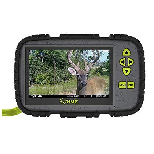 HME SD Card Reader/Viewer w/ 4.3″ LCD Screen