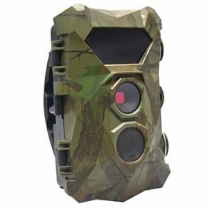 KTYX Game Camera, 16MP Hunting Wildlife Camera with IR LEDs Night Vision 0.3S Motion Activated 2.4″ LCD IP56 Waterproof Hunting Camera