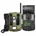 SPYPOINT LINK-S-V 12MP Solar Powered 4G LTE Verizon Cellular HD Video Hunting Game Trail Camera with 0.07s Trigger, 100-Foot Detection/Flash & LINK App Capability (6 Pack)