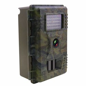 YARNOW Trail Camera TC200 12MP 1080P Hunting Game Camera Night Vision Wildlife App Photo Trap Cam for Travel Hiking Hunting