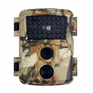 Coyan Waterproof Trail Camera,16MP 1080P Hunting Cam Infrared Night Vision Surveillance for Outdoor Animal Monitoring