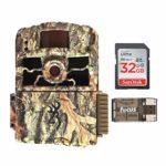 Browning Trail Cameras 18MP Dark Ops HD Max – Base Bundle (3 Items)