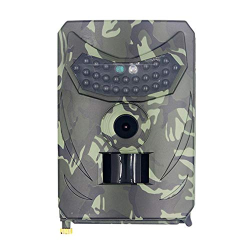 Kaigeli Hunting Camera,Wildlife Camera Trail Camera,Trail Camera 12MP with Night Vision 1080P HD Waterproof Game Scouting Cam with 120° Wide Angle Lens Motion Activated Camera- for Outdoor