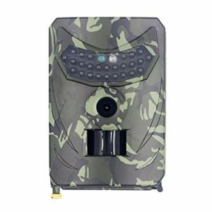 Trail Camera – 12MP with Night Vision 1080P HD Waterproof with 120° Wide Angle Lens Motion Activated Camera for Outdoor Hunting and Home Security
