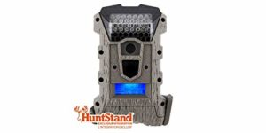 Wildgame Innovations Wraith 14 Megapixel Infrared Trubark Trail Camera, Both Daytime and Nighttime Video and Still Images for Wildlife and Security Purposes