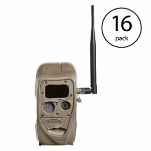 Cuddeback 20 Black Flash CuddeLink 20MP Wireless Game Trail Cameras