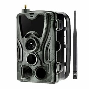 ZXMDP 4G Trail Camera Hunting Camera GSM MMS Photo Traps Infrared Night Vision Wild Cam Hunter Scouting Chasse Wild Cameras