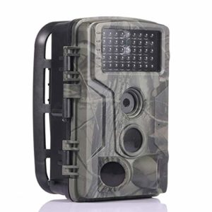 ZXMDP Wildlife Trail Camera 16MP 1080P Photo Trap Infrared Hunting Cameras Wireless Surveillance Tracking Camera